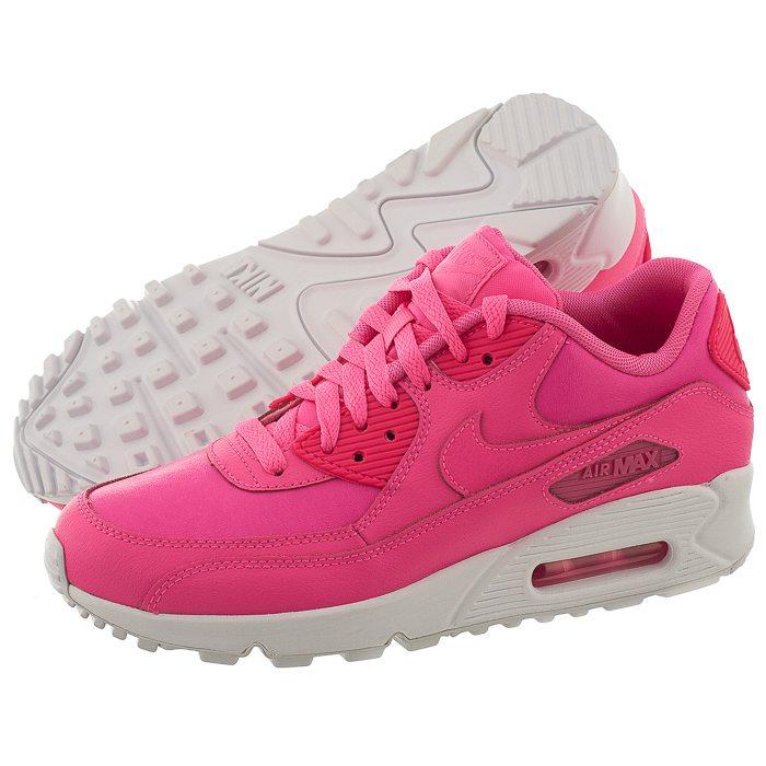 Nike Air Max różowe