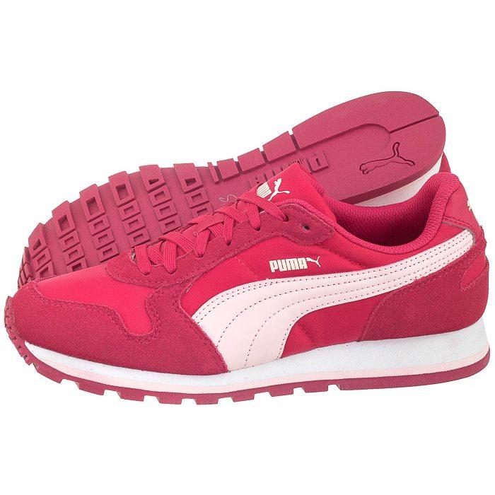 Puma Runner różowe