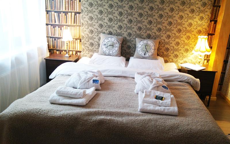 balia spa pokój literacki
