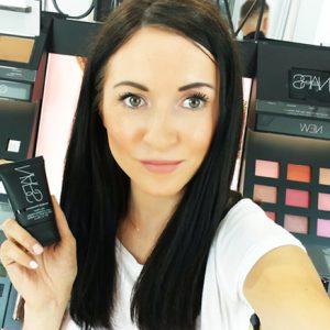 Relacja: premiera kultowych kosmetyków kolorowych NARS by Sephora