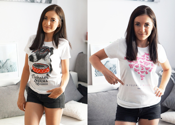 koszulki charytatywne