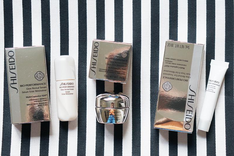 shiseido krem