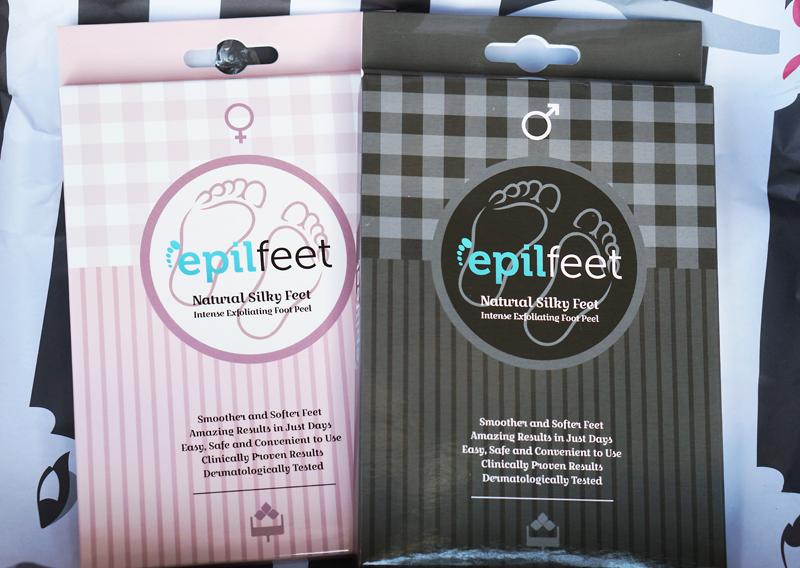 sephora epil feet