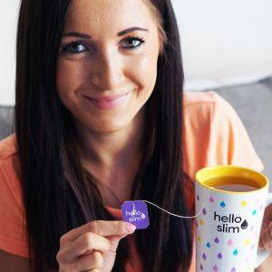 Testuję: Hello Slim czyli fit herbata na świetne samopoczucie