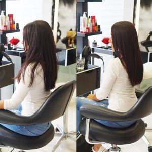 Keratynowe prostowanie włosów – relacja z zabiegu + zdjęcia