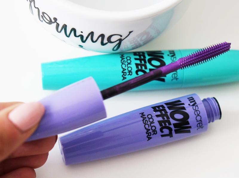 my secret color mascara