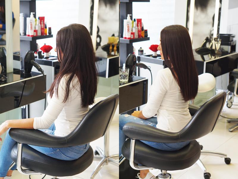 prostowanie włosów keratynowe