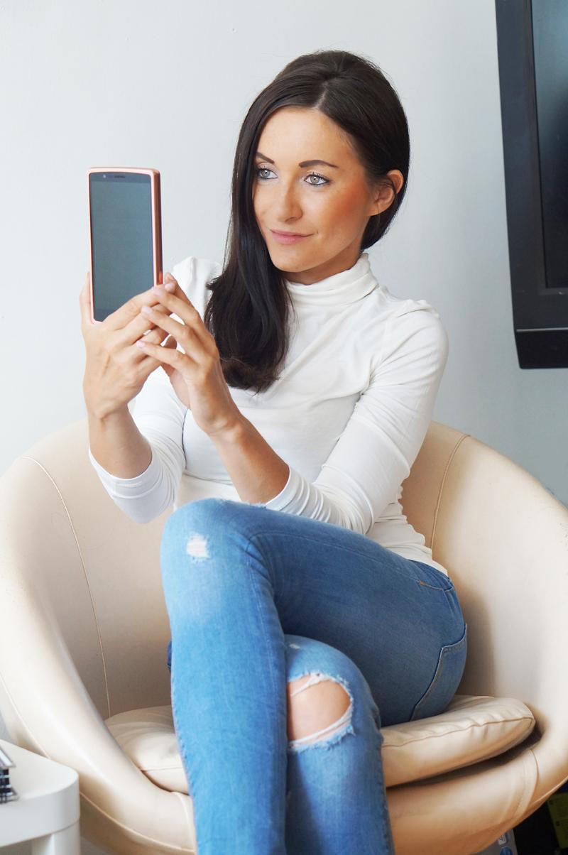 selfie blog