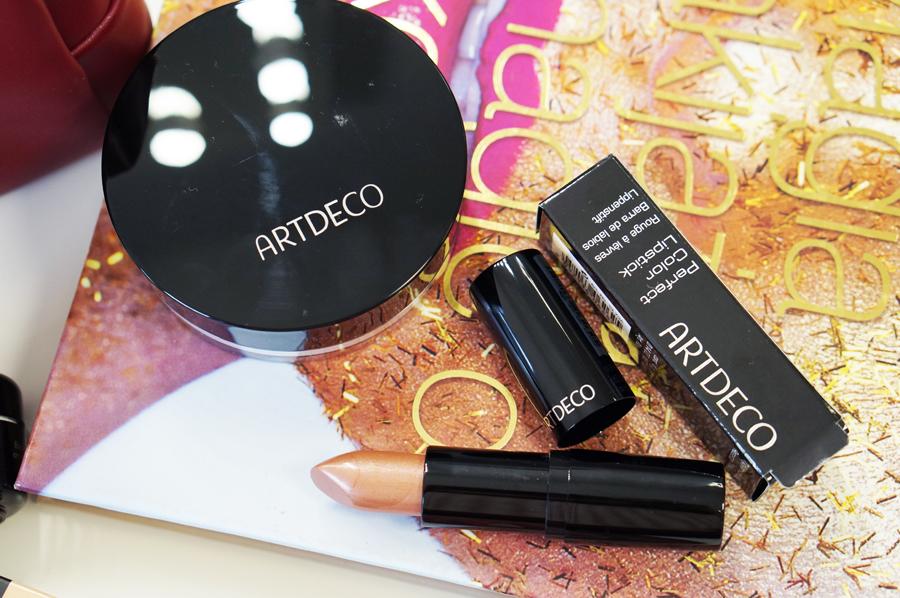 artdeco sound of beauty szminka