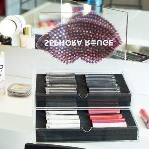 Testuję: 4 rodzaje pomadki Sephora Rouge, 4 różne efekty