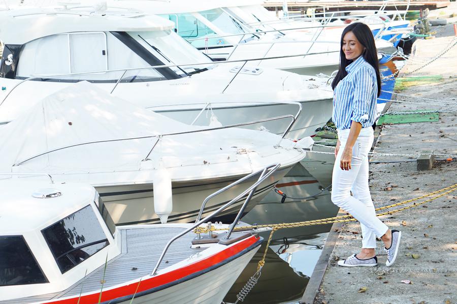 styl marynarski