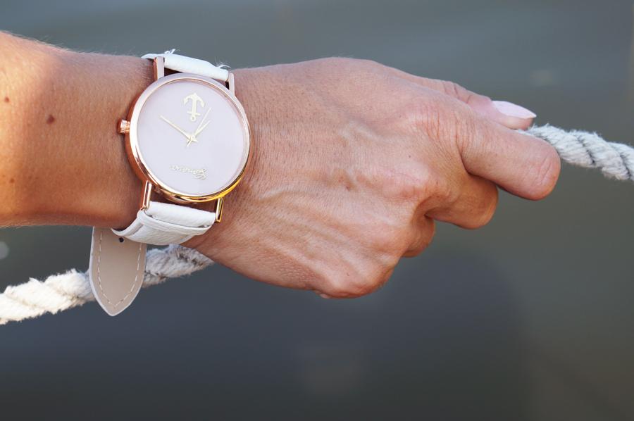 zegarek geneva rozowy