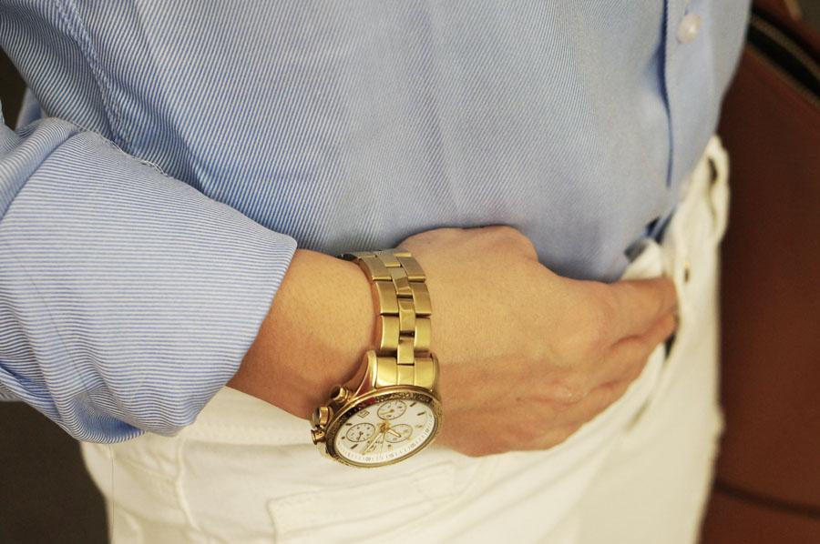 zegarek-timex-zloty