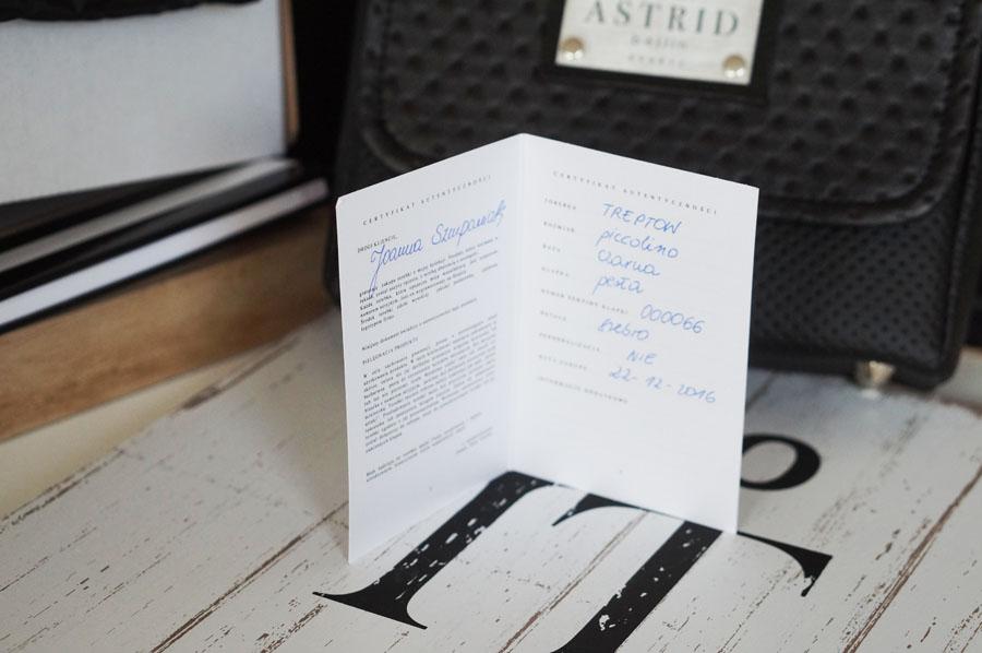 astrid berlin certyfikat