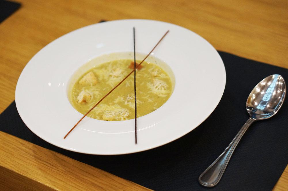 zupa oscypkowa