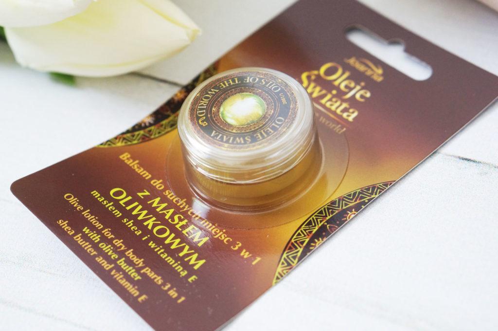 oleje świata balsam