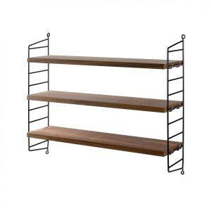 pomysł na prezent do domu półka drewniana