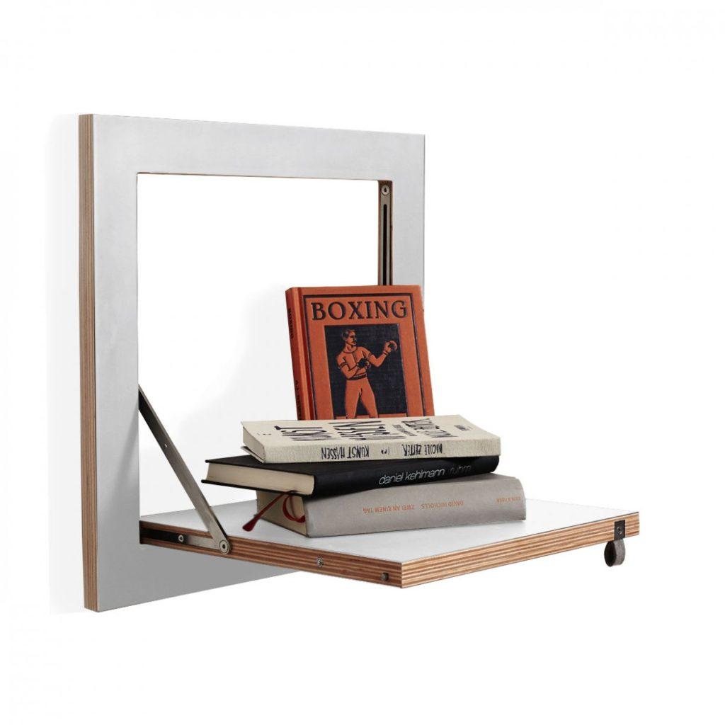 pomysł na prezent do domu półka na książki