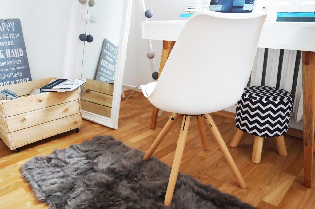 skandynawskie krzesło