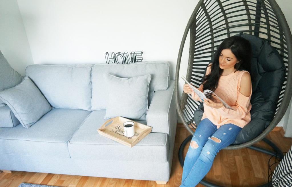 fotel ratanowy