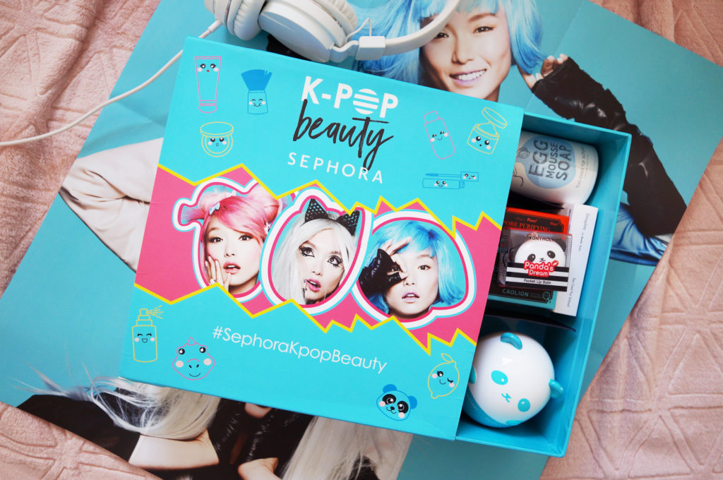 k pop sephora beauty