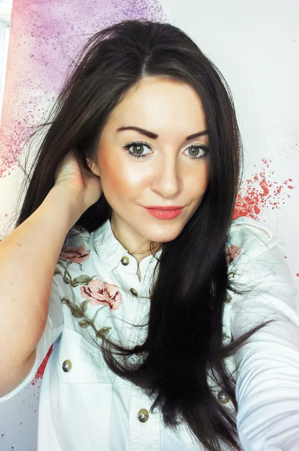makeup rozświetlający