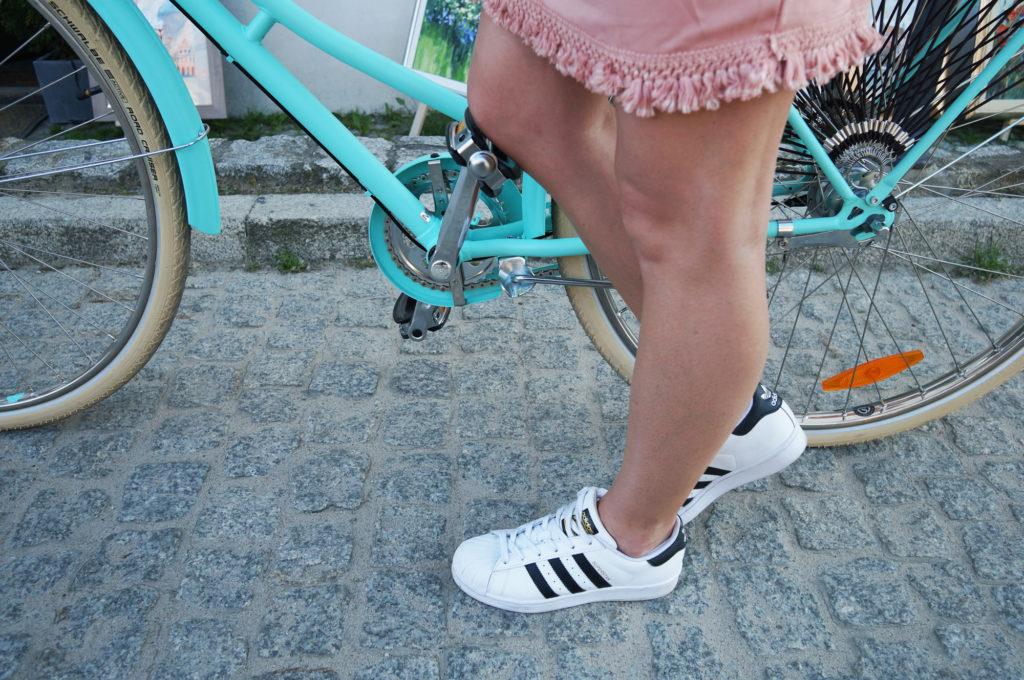 adidas originals damskie białe