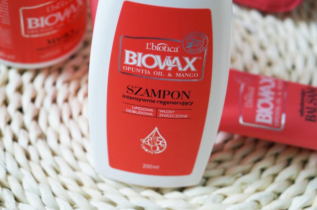 biovax szampon mango
