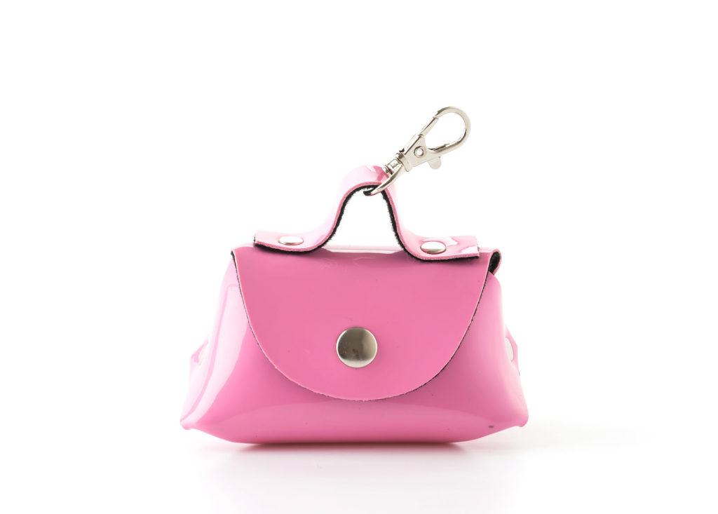 różowa torebka na wesele
