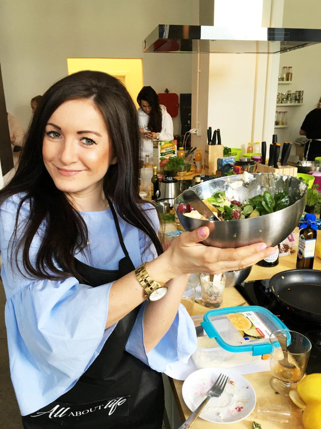 kulinarne warsytatz blogerka