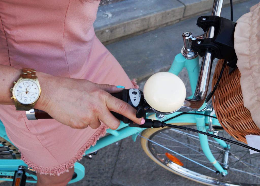 le grand rower na miasto