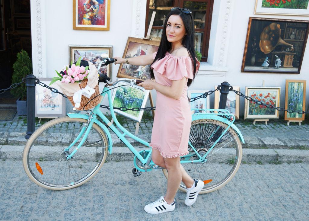 le grand rower virginia miętowy