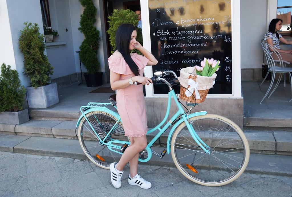 rower miętowy