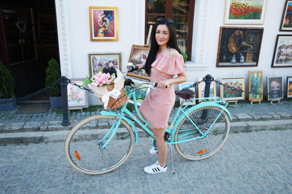 rower miętowy miejski