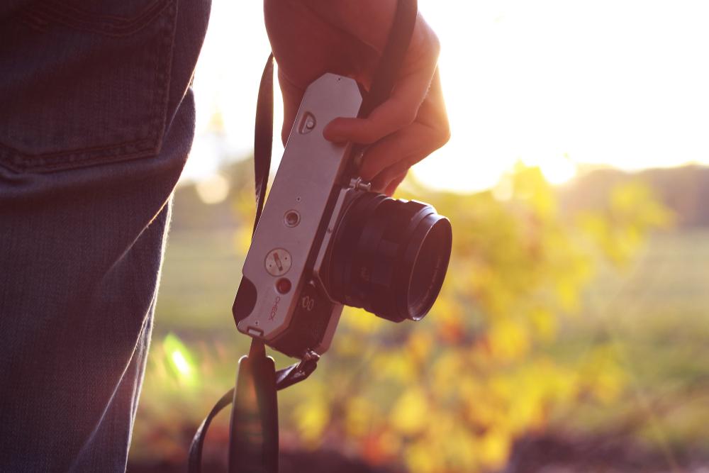 aparat na wakacje