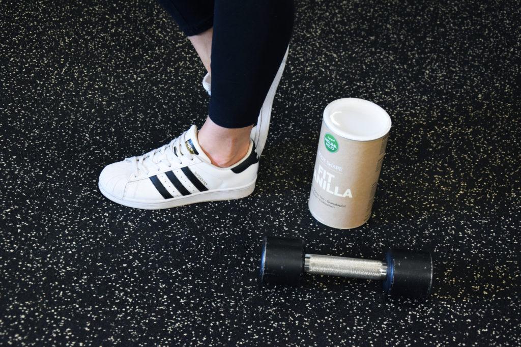 białko na siłownię smakowe