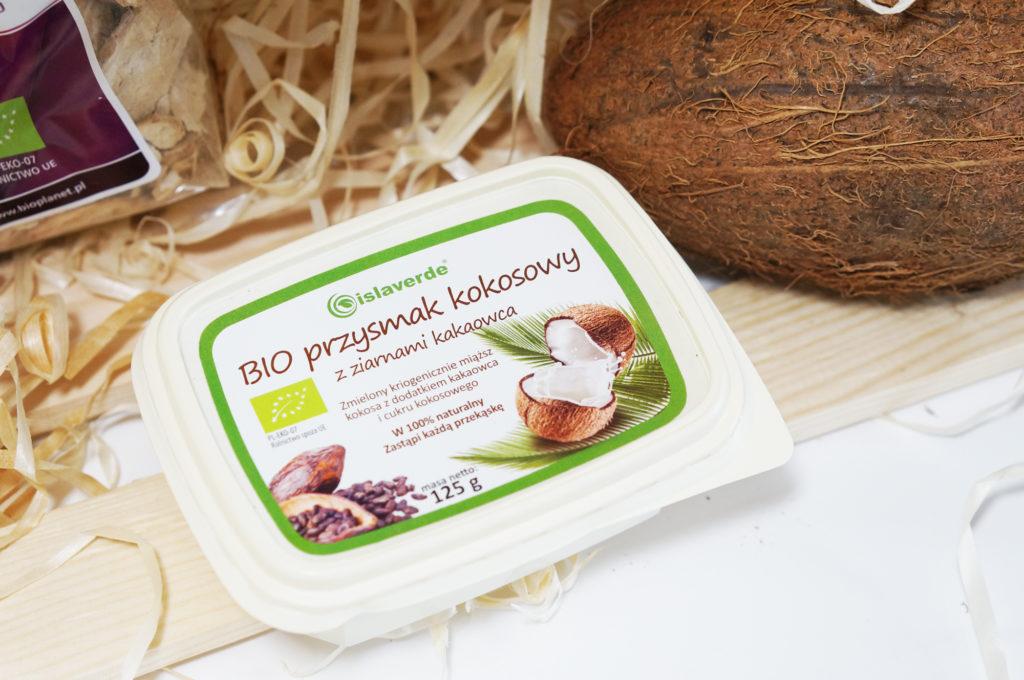 bio krem kokosowy