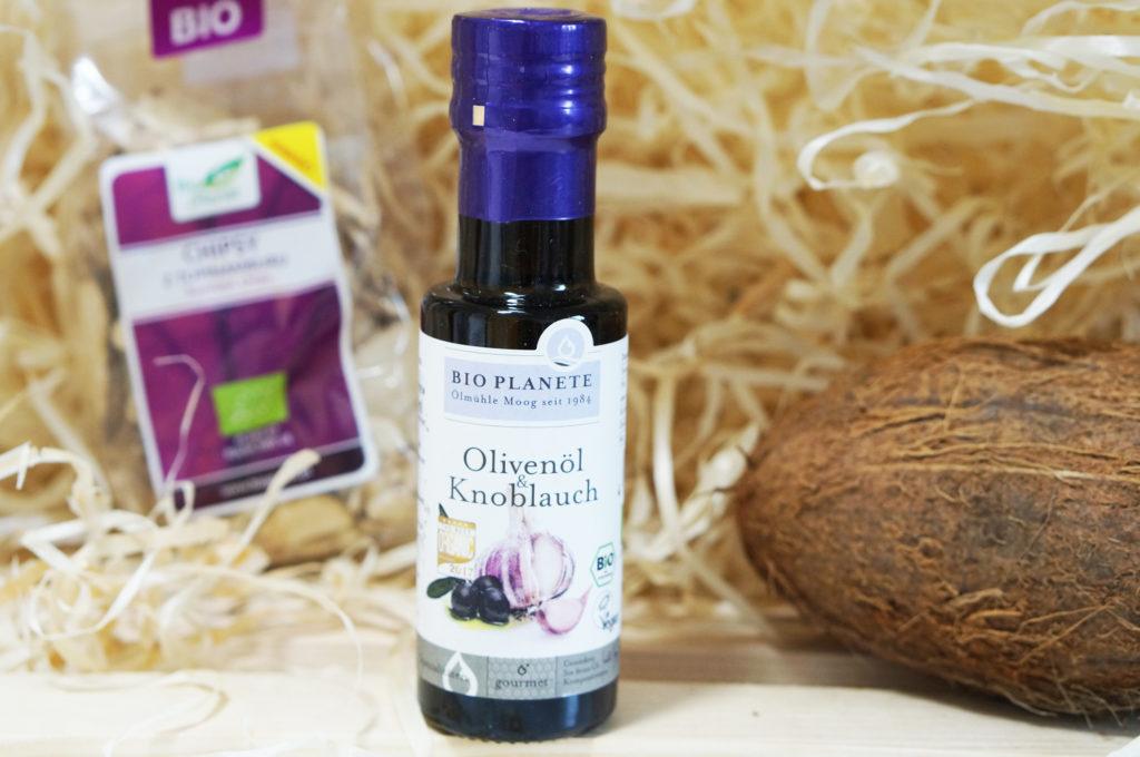bio oliwa z czosnkiem