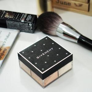 Mój kosmetyczny faworyt: sypki puder Givenchy w pryzmie