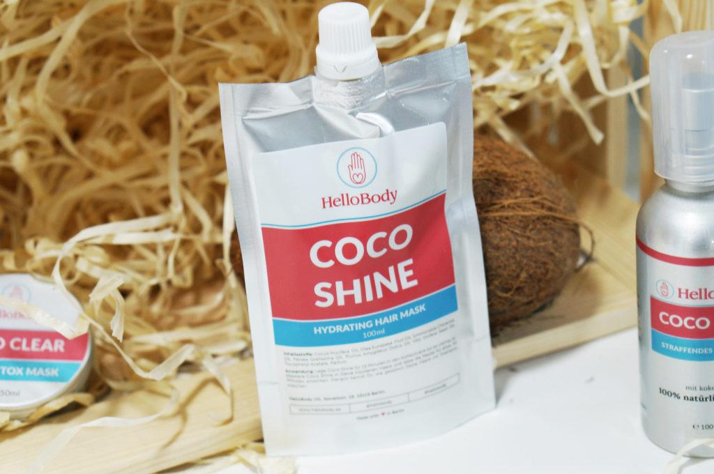 hello body coco shine