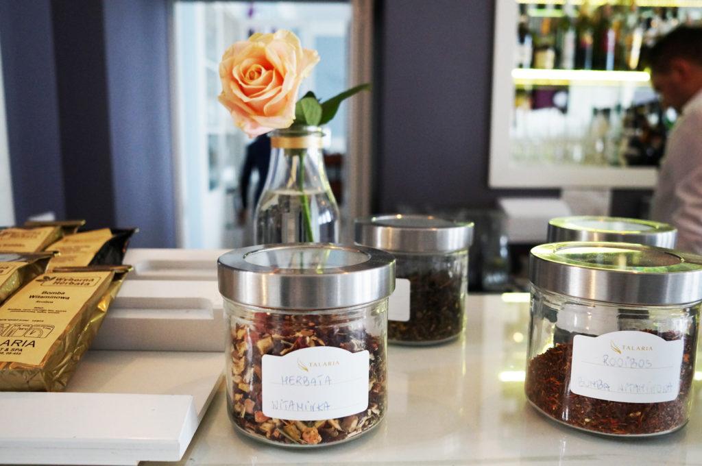 herbaty smakowe restauracja