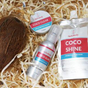Kosmetyki z olejkiem kokosa 100% naturalne – hit wakacji?
