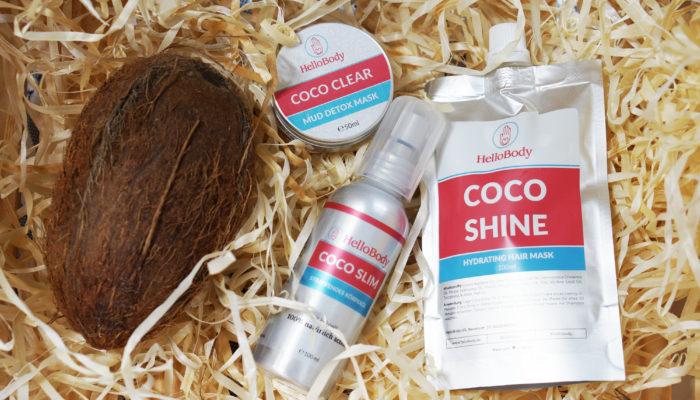 kokosowe kosmetyki