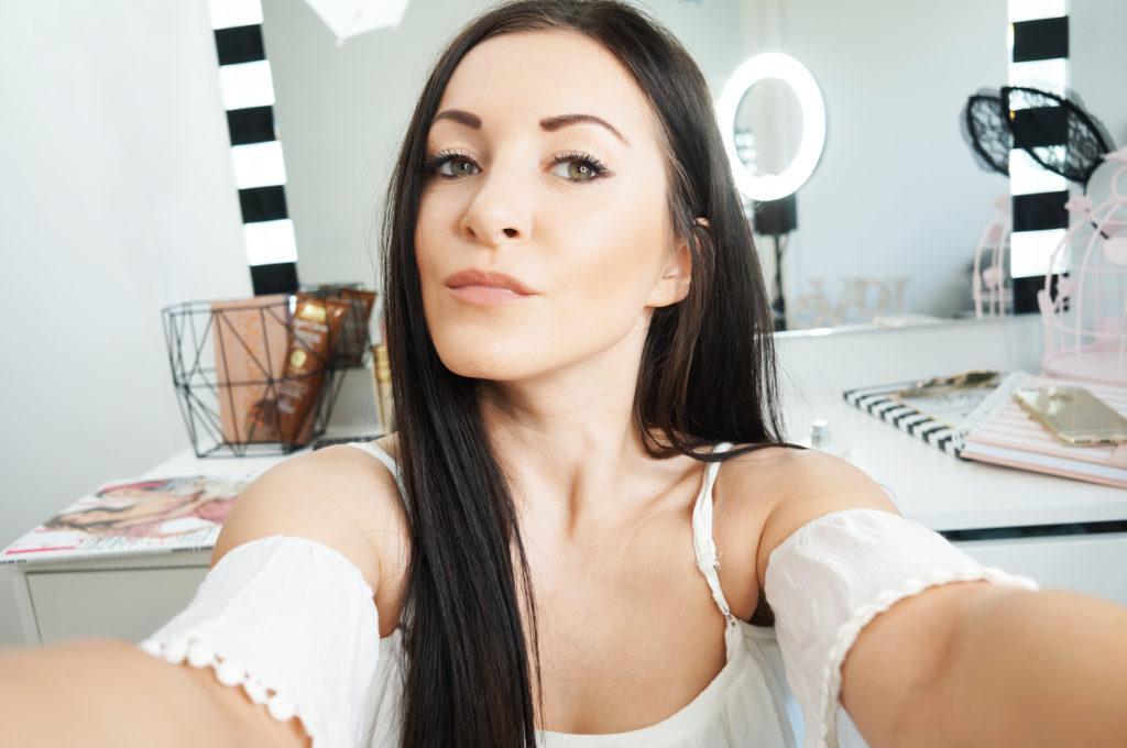 makijaż blogerka