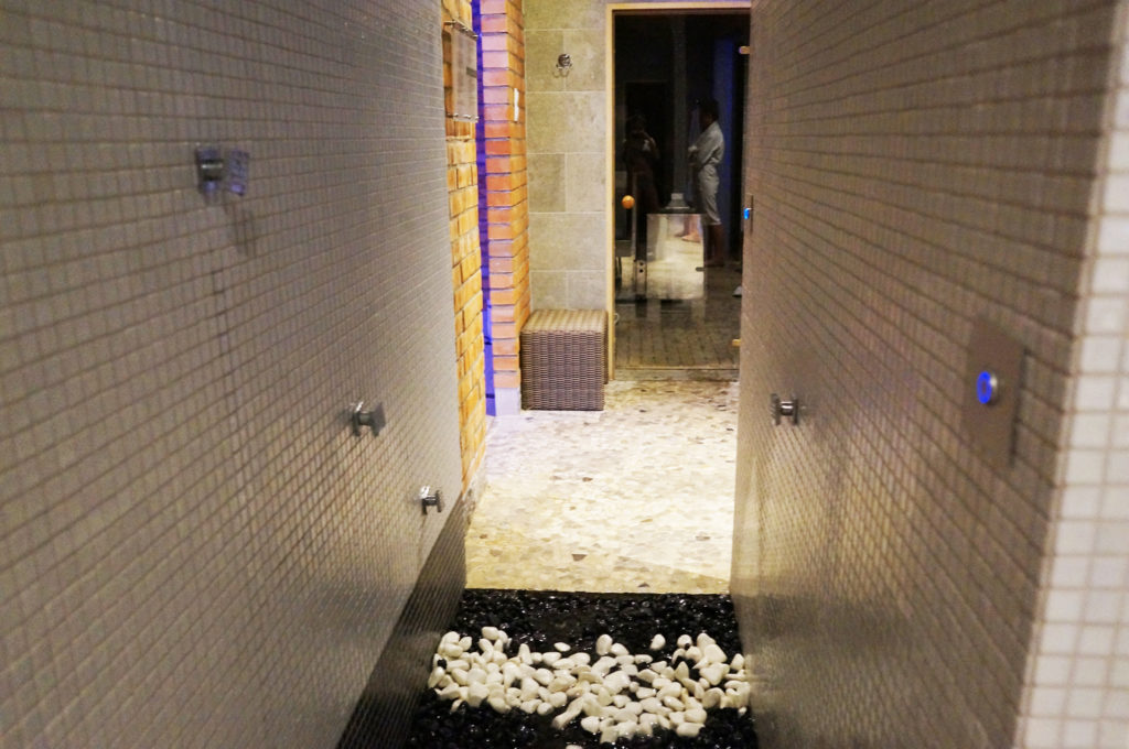talaria spa prysznic wrażemn