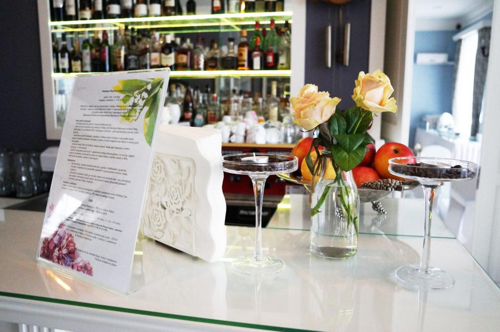 talaria spa restauracja dla gości
