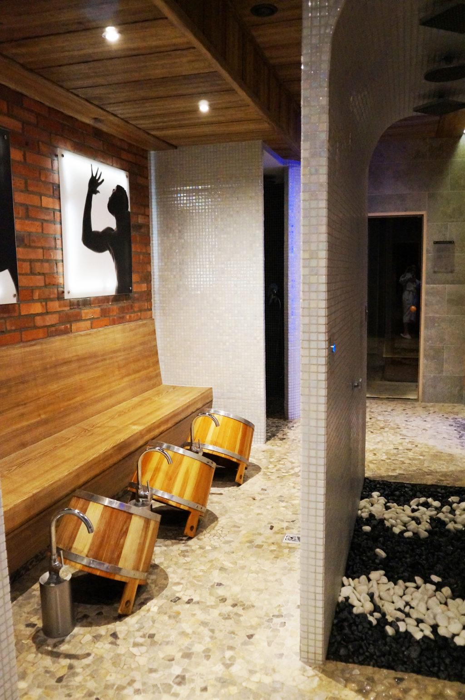 talaria spa sauna
