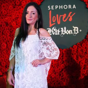 Na premierze nowej marki w Sephora – Kat von D już w Polsce!