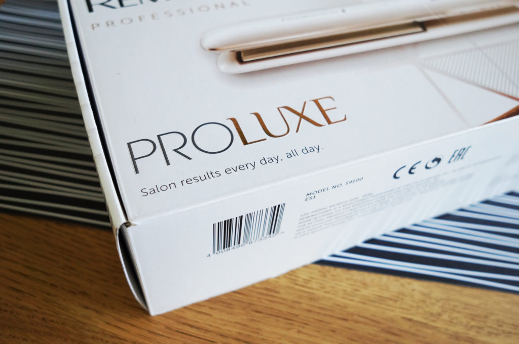 prostownica pro luxe