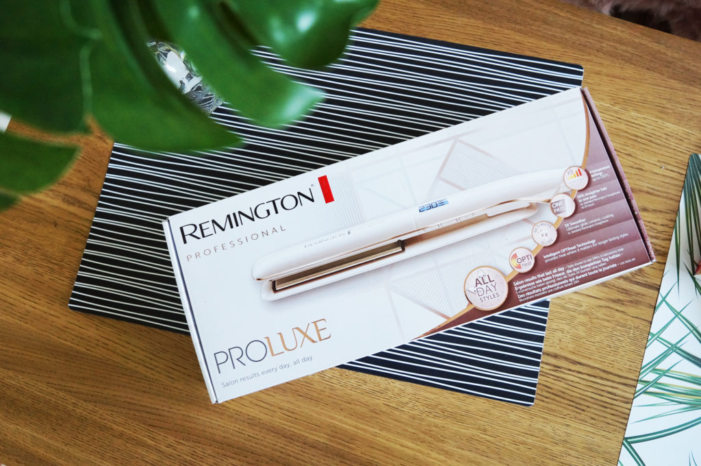 prostownica remington pro luxe